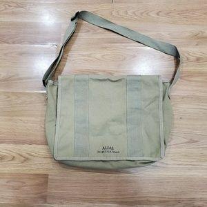 EUC Marvel Alias Investigation Messenger Bag